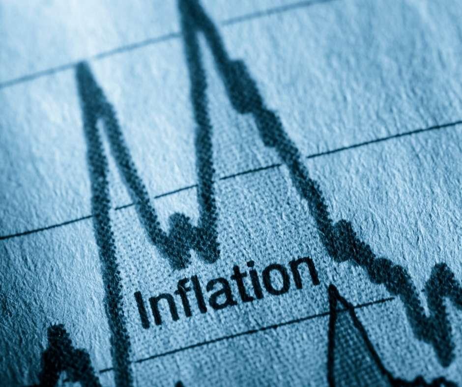 Inflation och börsfall